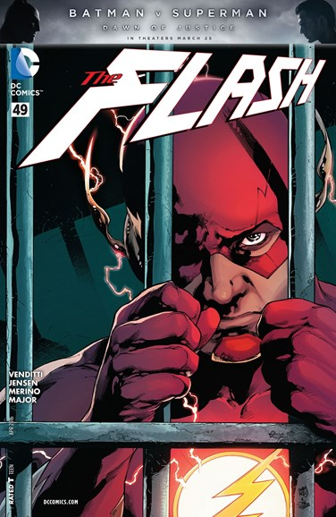 The Flash Cover - 4/15/2016