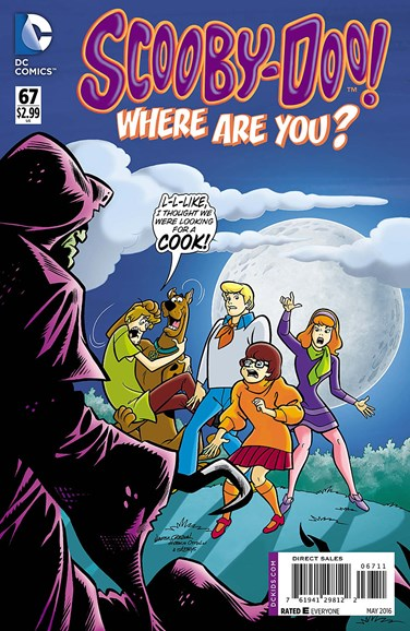 Scooby Doo, Where Are You? Cover - 5/1/2016