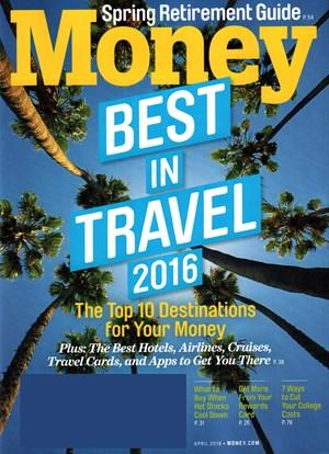 Money Magazine | 4/1/2016 Cover