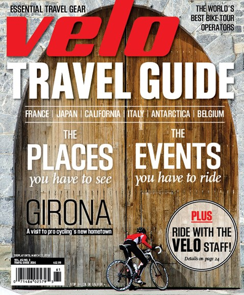 VeloNews Cover - 3/1/2016