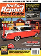 Old Cars Report Price Guide 3/1/2016