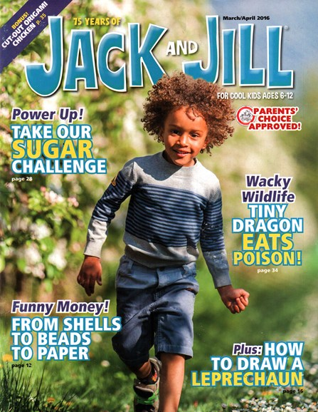 Jack And Jill Cover - 3/1/2016