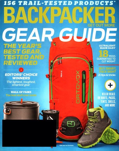 Backpacker Cover - 4/1/2016