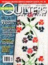 Quilter's Newsletter | 4/1/2016 Cover