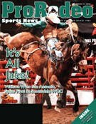 Pro Rodeo Sports News Magazine 3/11/2016
