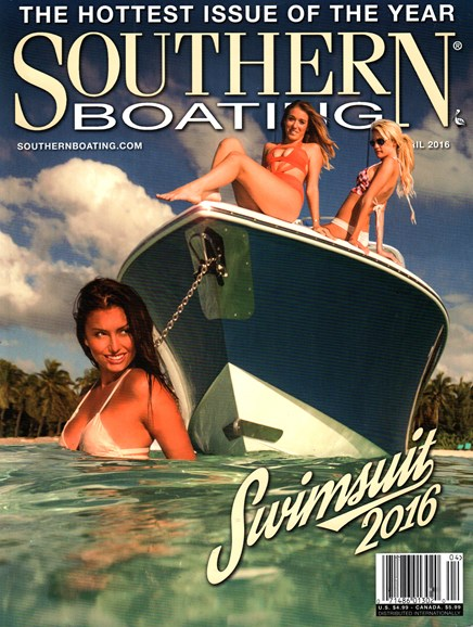 Southern Boating Cover - 4/1/2016