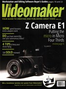 Videomaker Magazine 4/1/2016