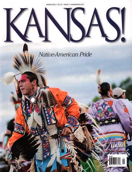 KANSAS! Cover - 3/1/2016