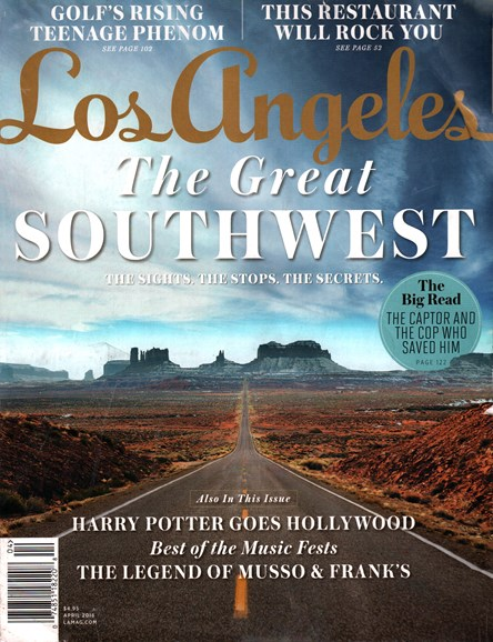 Los Angeles Cover - 4/1/2016