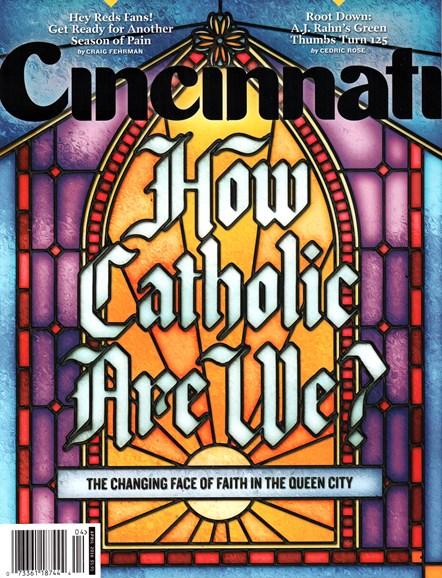Cincinnati Cover - 4/1/2016