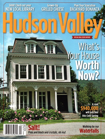 Hudson Valley Cover - 4/1/2016