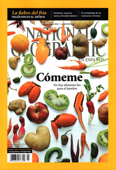 National Geographic En Español Cover - 3/1/2016