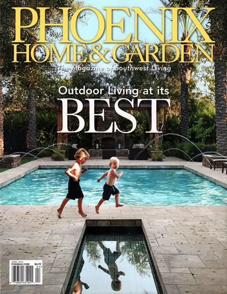 Phoenix Home & Garden Cover - 4/1/2016