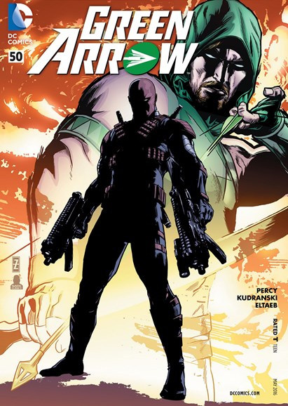 Green Arrow Cover - 5/1/2016