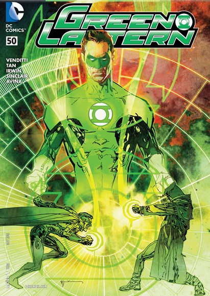 Green Lanterns Cover - 5/1/2016