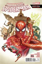 Superior Spider Man Comic 5/1/2016