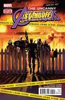 Uncanny Avengers Comic 5/15/2016