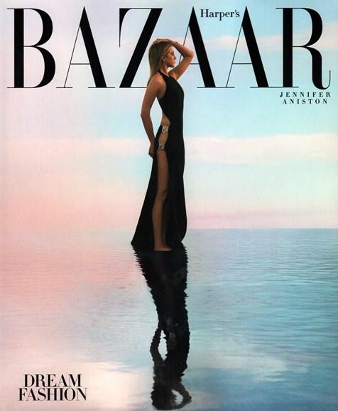 Harper's Bazaar Cover - 4/1/2016