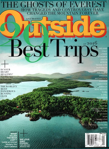 Outside Cover - 4/1/2016