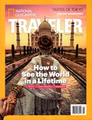 National Geographic Traveler Magazine 4/1/2016