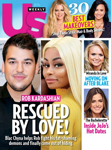 Us Weekly Cover - 4/4/2016