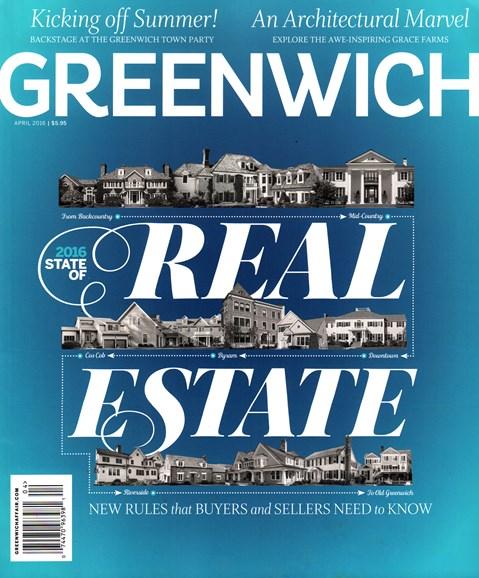 Greenwich Cover - 4/1/2016