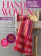 Handwoven Magazine 3/1/2016
