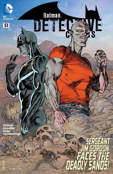 Detective Comics Cover - 6/1/2016
