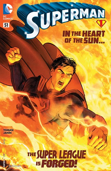 Superman Cover - 6/1/2016