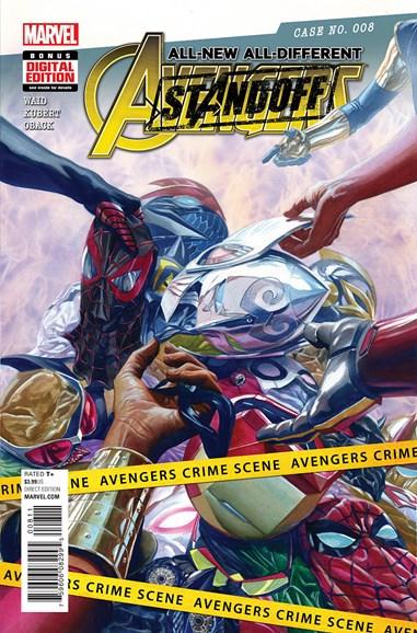 Avengers Cover - 6/1/2016