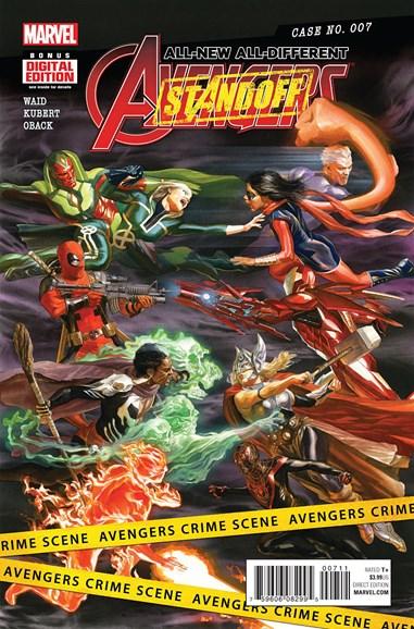 Avengers Cover - 5/1/2016