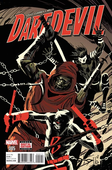 Daredevil Cover - 5/1/2016
