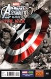 Marvel Universe Avengers Assemble | 6/1/2016 Cover