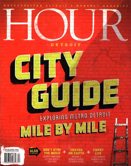 Hour Detroit Cover - 4/1/2016