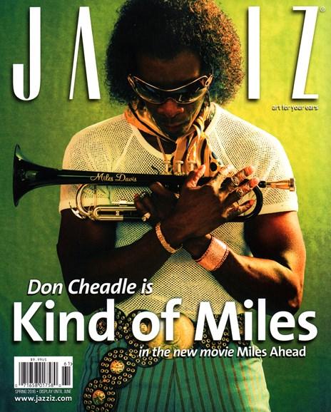 Jazziz Cover - 4/1/2016