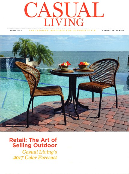 Casual Living Cover - 4/1/2016