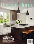 Detroit Home Magazine 4/1/2016