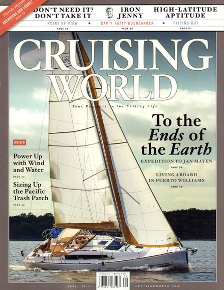 Cruising World Cover - 4/1/2016