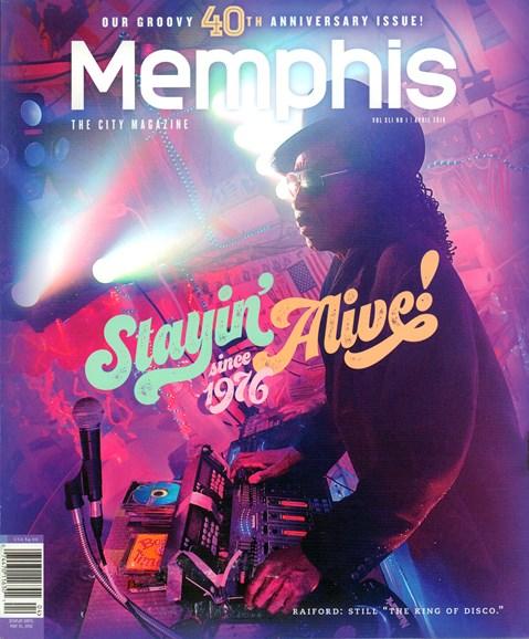Memphis Cover - 4/1/2016