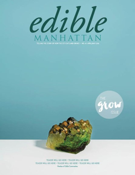Edible Manhattan Cover - 4/1/2016