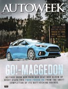 Autoweek Magazine 3/21/2016
