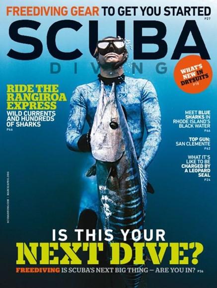 Scuba Diving Cover - 3/1/2016