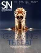 Science News Magazine 4/2/2016