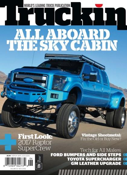 Truckin' Cover - 4/21/2016