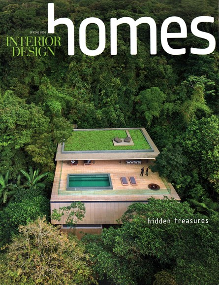 Interior Design Cover - 3/1/2016