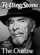 Rolling Stone Magazine 5/5/2016