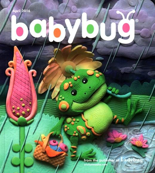Babybug Cover - 4/1/2016