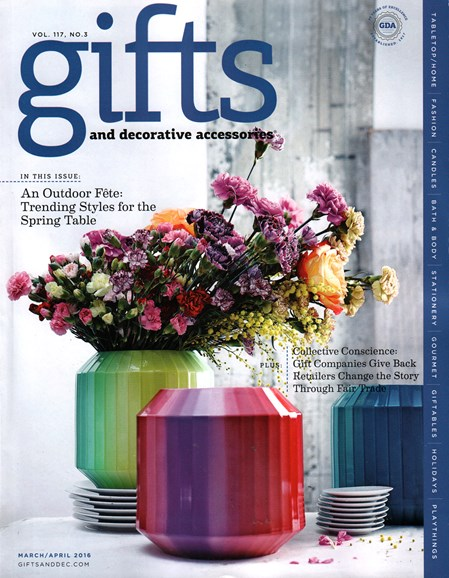 Gifts And Decorative Accessories Cover - 3/1/2016