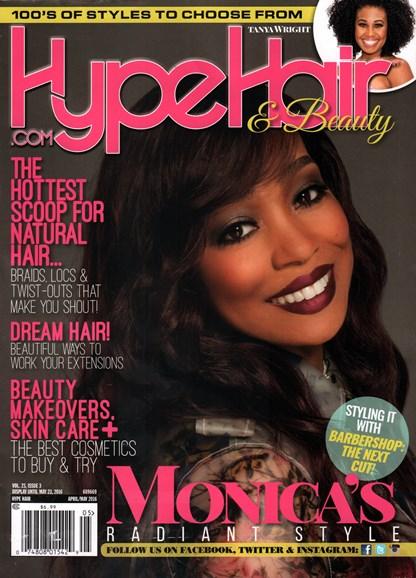Hype Hair Cover - 4/1/2016