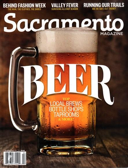 Sacramento Cover - 4/1/2016